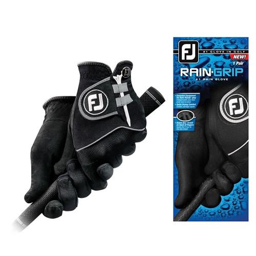 FootJoy Men's RainGrip Golf Gloves