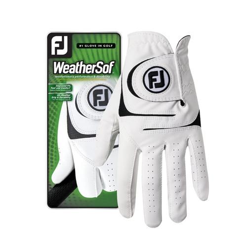 FootJoy Men's & Women's WeatherSof Golf Gloves