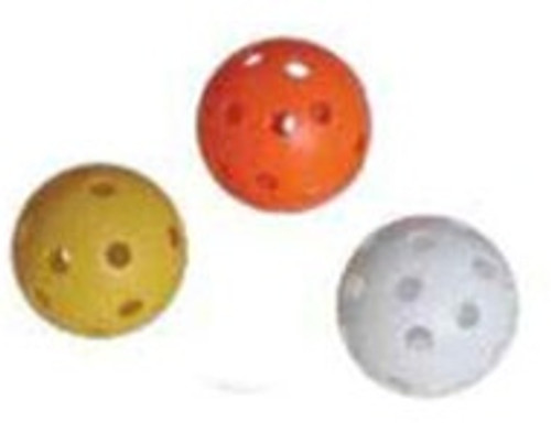 Practice Golf Balls with Holes
