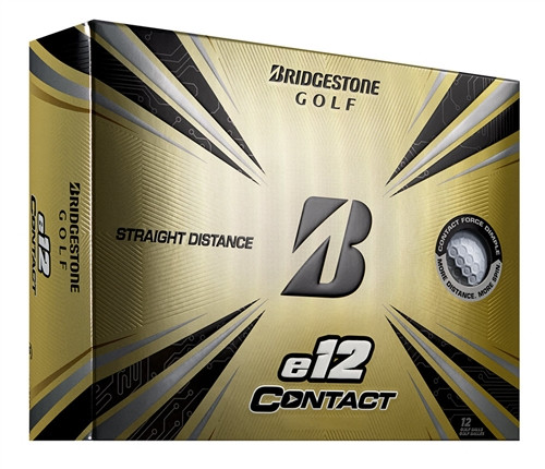 Bridgestone Golf e12 CONTACT Golf Ball
