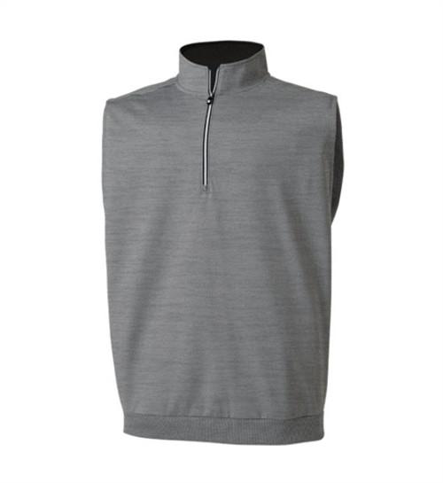 FootJoy Men's Half-Zip Pullover Vests