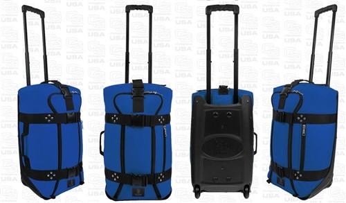 Club Glove Mini Rolling Duffle III Travel Bags