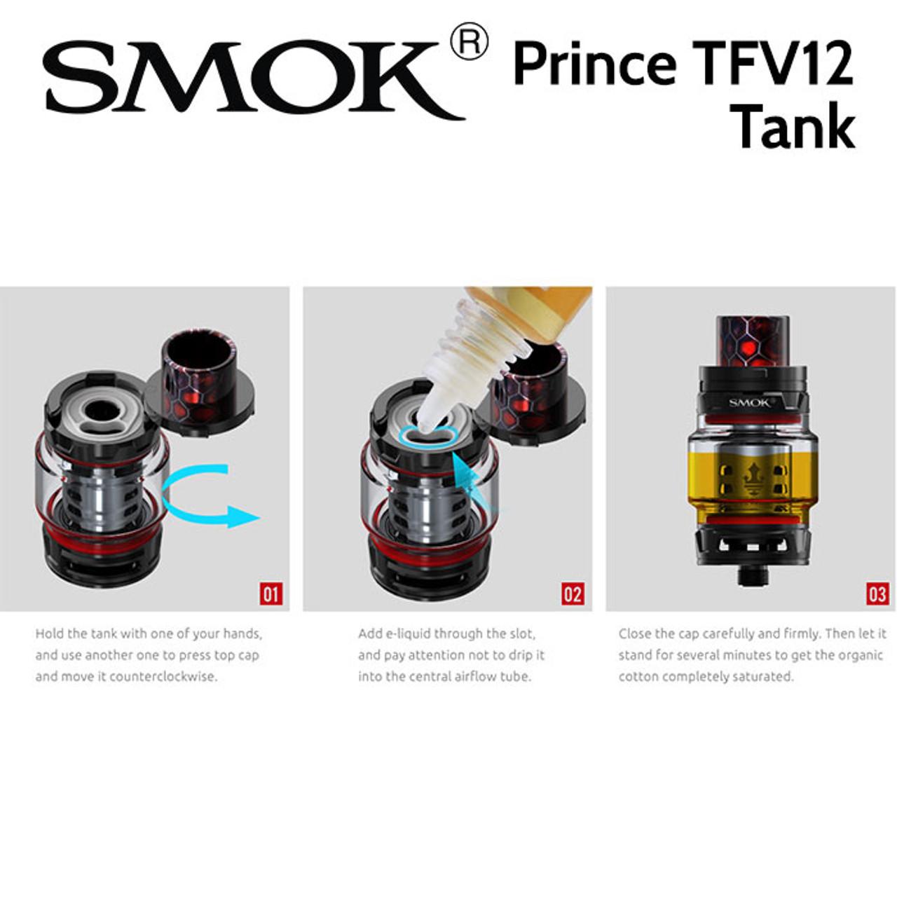 SMOK T-PRIV 3 – 300w vaping kit
