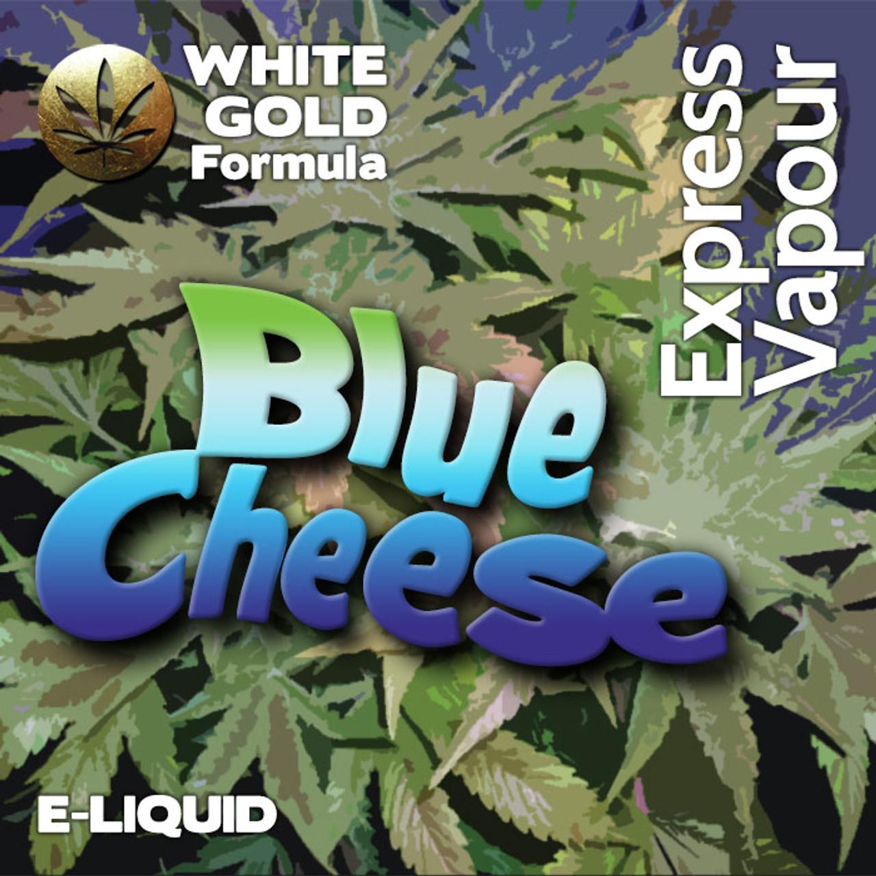 Blue Cheese - White Gold Formula e-liquid 60% VG - 10ml