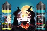 4 New flavours of Freak Shakes e-liquid.