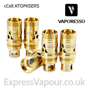 Vaporesso cCell Atomisers