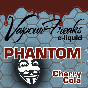 PHANTOM e-liquid by Vapour Freaks - 70% VG - 40ml