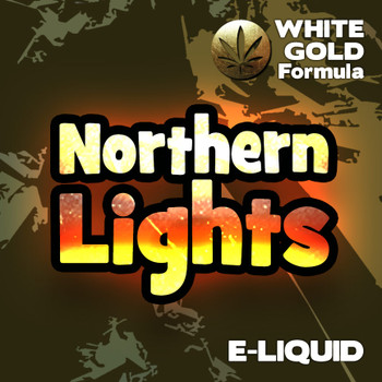 Northern Lights - White Gold Formula e-liquid 60% VG - 10ml