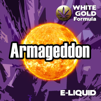 Armageddon - White Gold Formula e-liquid 60% VG - 10ml