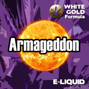 Armageddon - White Gold Formula e-liquid 60% VG - 10ml