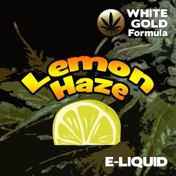 Lemon Haze - White Gold Formula e-liquid 60% VG - 10ml