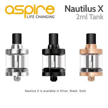 Aspire Nautilus X Tank 2ml