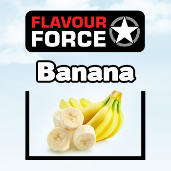 BANANA Flavour Concentrate by FLAVOUR FORCE