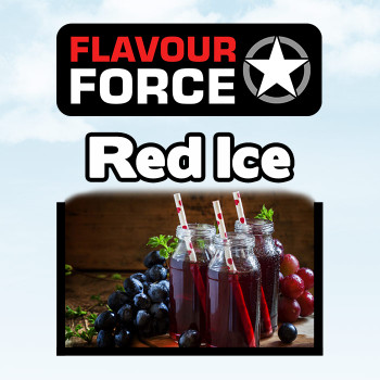 RED ICE Flavour Concentrate by FLAVOUR FORCE