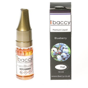 iBaccy E-Liquid - Blueberry