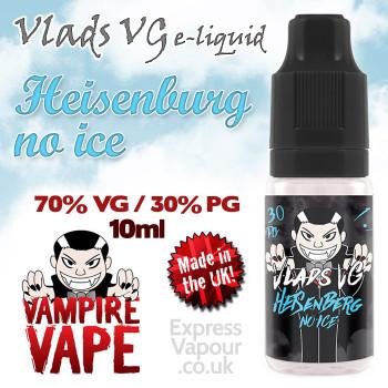 Heisenberg No Ice - VLADS VG - 70% VG - 10ml