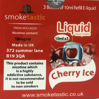 Cherry Ice - 30ml - Smoketastic eLiquid