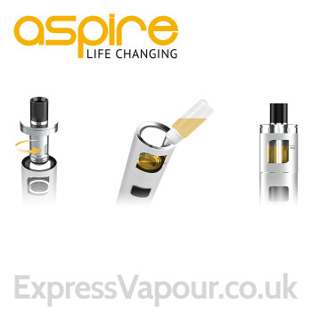 Aspire PockeX E-cig starter kit