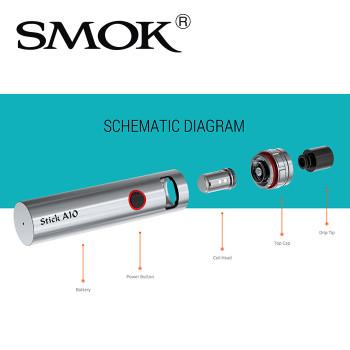 SMOK Stick AIO e-cig starter kit