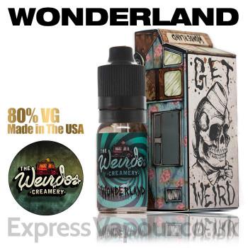 Wonderland - Weirdos Creamery e-liquid 80% VG 10ml