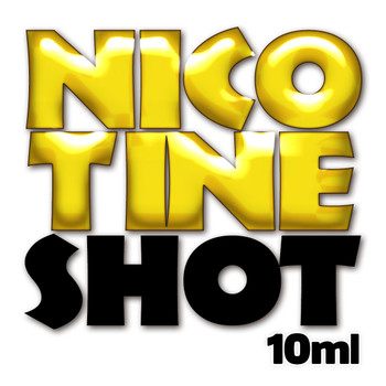 unflavoured nicotine shot - 10ml - 18mg
