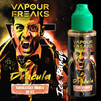 DRACULA - Vapour Freaks ZERO e-liquid - 70% VG - 100ml
