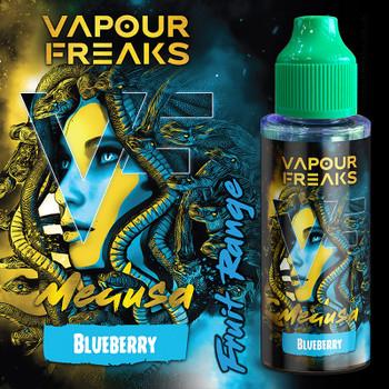 MEDUSA - Vapour Freaks ZERO e-liquid - 70% VG - 100ml
