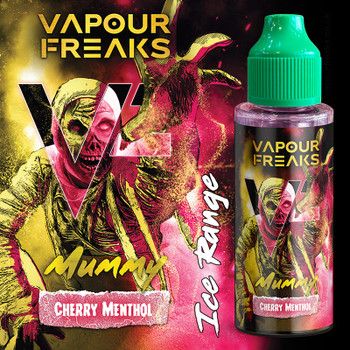 MUMMY - Vapour Freaks ZERO e-liquid - 70% VG - 100ml