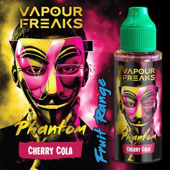 PHANTOM - Vapour Freaks ZERO e-liquid - 70% VG - 100ml