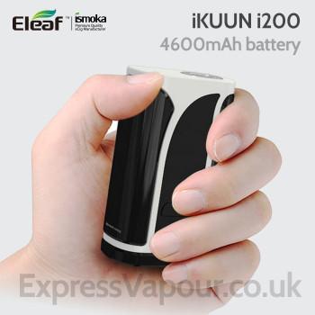Eleaf IKUUN i200 200W TC battery