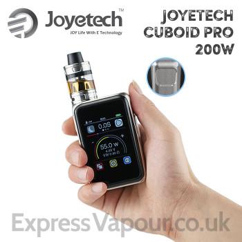 Joyetech Cuboid Pro 200w TC box mod battery