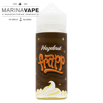 Hazelnut Frapp e-liquid - Max VG - 100ml