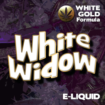 White Widow - White Gold Formula e-liquid 60% VG - 10ml