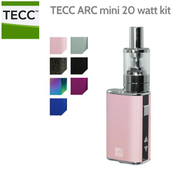TECC ARC MINI 20W Vaping Kit
