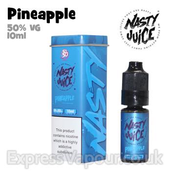 Pineapple - Nasty Juice e-liquid - 50% VG - 10ml