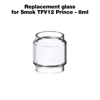 Replacement glass for Smok TFV12 Prince - 8ml