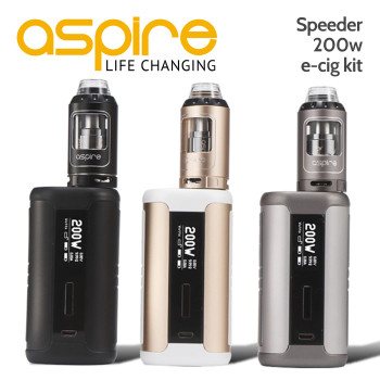 Aspire Speeder 200w e-cig kit
