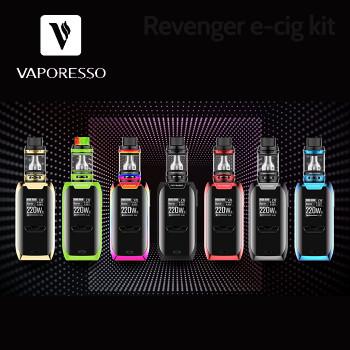 Vaporesso - Revenger 220w e-cig kit