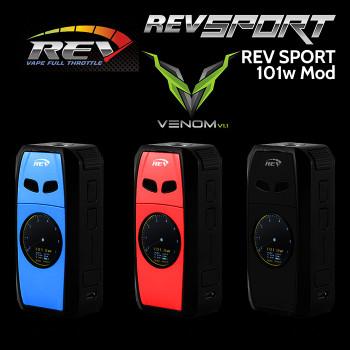 REV Sport - 101 watt MOD