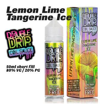Lemon Lime Tangerine Ice - Double Drip e-liquids - 50ml