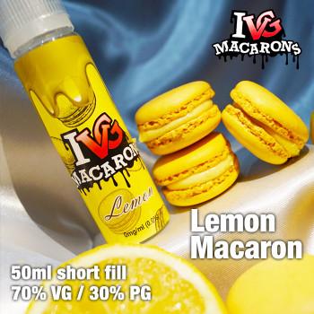 Lemon Macaron by I VG e-liquids - 50ml