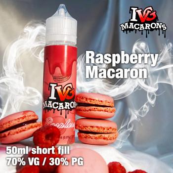 Raspberry Macaron by I VG e-liquids - 50ml