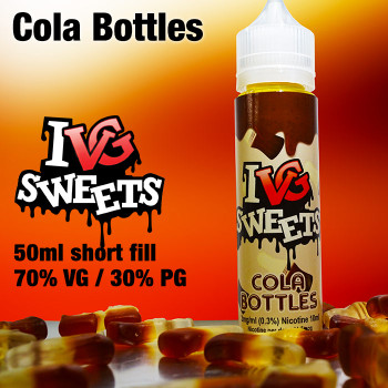 Cola Bottles by I VG e-liquids - 50ml