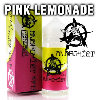 Pink Lemonade - Anarchist e-liquid - 70% VG - 100ml