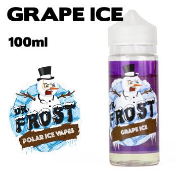 Grape Ice by Dr Frost e-liquid - 70% VG - 100ml