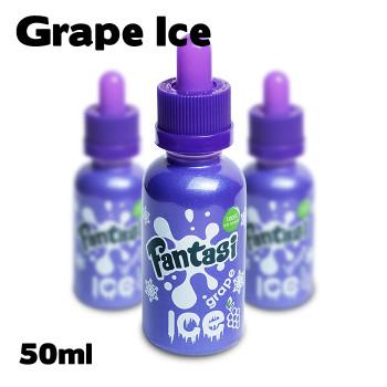 Grape Ice - Fantasi e-liquids - 70% VG - 50ml
