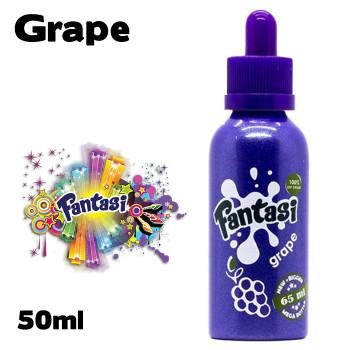 Grape - Fantasi e-liquids - 70% VG - 50ml