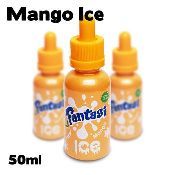 Mango Ice - Fantasi e-liquids - 70% VG - 50ml
