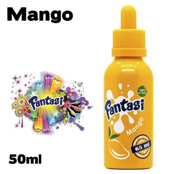 Mango - Fantasi e-liquids - 70% VG - 50ml