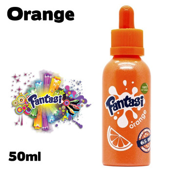 Orange - Fantasi e-liquids - 70% VG - 50ml